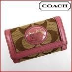 ■管理番号:X11260 【商品説明】 コーチ【COACH】の  キーケースです。 ◆ランク 【7】...