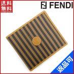 ショッピングフェンディ フェンディ 財布 レディース (メンズ可) FENDI 二つ折り札入れ  (未使用品) X12464