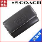ショッピングコーチ 財布 コーチ COACH 財布 二つ折り財布 中古 X16687