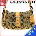 [半額セール!] コーチ バッグ 6362 COACH ハンドバッグ シグネチャー 中古 X4366