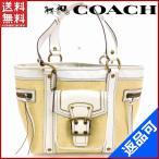 [半額セール!] コーチ バッグ COACH トートバッグ 中古 X5973