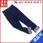 バーバリー BURBERRY ジーンズ デニム パンツ キッズ1