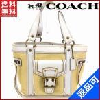 [半額セール!] コーチ バッグ 113 COACH ハンドバッグ ベルトデザイン 中古 X7068