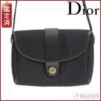 クリスチャン・ディオール バッグ Christian Dior ショルダーバッグ トロッター 中古 X8019