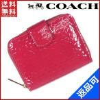 ショッピングコーチ 財布 コーチ COACH 財布 二つ折り財布 ラウンドファスナー財布 中古 X8268