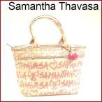 サマンサタバサ バッグ Samantha Thavasa トートバッグ 中古 X8805