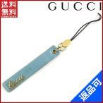 ショッピングgucci ストラップ グッチ GUCCI 携帯ストラップ キーホルダー 中古 X9574