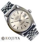 ロレックス デイトジャスト 1601 2番 ヴィンテージ スイス製 メンズ ウォッチ 男性 腕時計 人気 ブランド 時計 中古