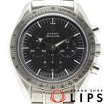 オメガ スピードマスターファーストレプリカ メンズ時計 3594-50 SS 黒文字盤 仕上げ済 美品