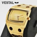 VESTAL ベスタル DESTROYER DES050S ゴールド/ゴールド [メンズ腕時計]