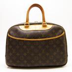 ルイヴィトン Louis Vuitton ハンドバッグ モノグラム ボーリング ヴァニティ (旧 ドーヴィル) モノグラムキャンバス 定番人気