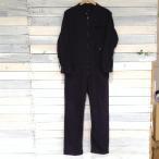 ケルト&コブラ ジャンプスーツ つなぎ オールインワン 3STU-02 0142904 黒 / ブラック CELT&COBRA 無地