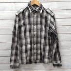 ジャーナルスタンダード チェックシャツ 103945 灰色