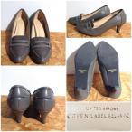 グリーンレーベルリラクシング 靴 090773 灰色 / グレー green label relaxing