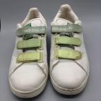 アディダス オリジナルス スタンスミス ベルクロ スニーカー【S1806】 042812 白 / ホワイト緑 / グリーン adidas originals