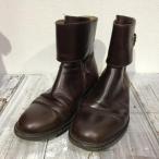 カンペール 靴 ブーツ 18595 茶 / ブラウン CAMPER 無地