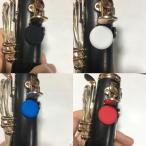 クラリネット用サムボタン カラー4色 うどん「Wooden Button 〜Woodon〜」 ポピュラーエディション