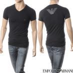 EMPORIO ARMANI UNDERWEAR エンポリオアルマーニ Tシャツ 半袖 メンズ Vネック トップス 110810 5P745