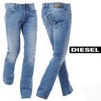 DIESEL ディーゼル ジーンズ デニム メンズ SAFADO 00C03G-R823P ウォッシュドブルー