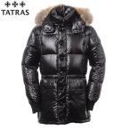 タトラス TATRAS ダウンジャケット メンズ アウター N-3B フライトジャケット ACONITO MTK18A449 ブラック 2017秋冬セール