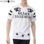 ハイドロゲン HYDROGEN クルーネックTシャツ 半袖 メンズ 220610 ホワイト