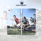 iPhone X 8 7 6s 6 plus SE 5s galaxy xperia 手帳型 スマホ ケース カバー ブランド サッカー ドリブラー ネイマール メッシ バルセロナ