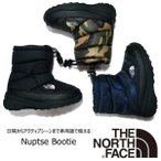 THE NORTH FACE ザ ノースフェイス ブーツ 靴 シューズ キッズ 子供 ヌプシ ブーティー Youth Toddier Nuotse Bootie III NFJ51582