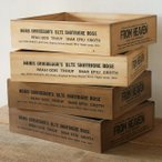 木箱 ガーデニング 収納ボックス 木製 カントリーボックスLL BREAブレア