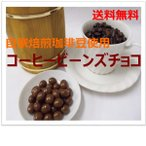 自家焙煎珈琲豆ちょこれいと/コーヒービーンズチョコ/3点セット/スイーツ