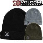 19-20 VOLCOM/ボルコム JPN Quarter Cuff BNE ビーニー ニット帽子 メンズ レディース スノーボード メール便対応