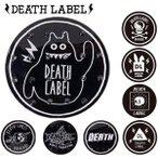 DEATH LABEL / デッキパッド STOMP CIRCLE PAD 滑り止め スノーボード デッキパット 板 メール便送料無料