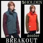14-15 HOLDEN/ホールデン KLARA jacket  ジャケット レディース スノーボード 型落ちウェア ウエア