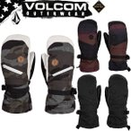 19-20 VOLCOM / ボルコム PEEP GORE-TEX Mitt ミトングローブ 手袋 レディース ゴアテックス スノーボード スキー メール便対応