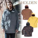 16-17 HOLDEN / ホールデン SCOUT SIDE ZIP jacket ウエア ジャケット メンズ スノーボードウェア 2017 型落ち