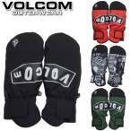 19-20 VOLCOM / ボルコム Vcm Mitt ミトングローブ 手袋 メンズ レディース スノーボード スキー メール便対応