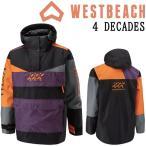 16-17 WESTBEACH / ウエストビーチ FORBES RIDER HOODIE jacket ウエア ジャケット パーカー メンズ 予約商品 スノーボードウェア 2017
