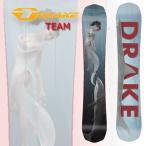17-18 DRAKE/ドレイク TEAM チーム メンズ 板 スノーボード 予約商品 2018