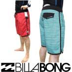 ビラボン サーフパンツ / BILLABONG サーフトランクス ボードショーツ 海パン 水着 AC011-520 赤 青 サーフィン