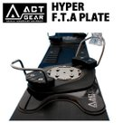 ACT GEAR アクトギア  HYPER F.T.A PLATE  アルペン スノーボード プレート 即納可能