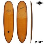 サーフボード ミニロング サーフィン アドバンス / ADVANCED 7'4 EPS/BAMBOO A27 予約商品 3月入荷予定