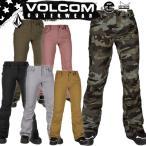 17-18 VOLCOM/ボルコム CASCADE INS pant スノーウェア レディースパンツ ウエア 予約商品 2018