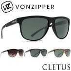即出荷 サングラス VONZIPPER ボンジッパー / CLETUS クレタス メンズ UVカット AC217001 サーフィン