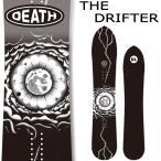 20-21 DEATH LABEL / デスレーベル THE DRIFTER ドリフター メンズ パウダー 板 スノーボード 予約商品 2021