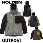 16-17 HOLDEN / ホールデン MATTESON jacket ウエア ジャケット メンズ スノーボードウェア 2017