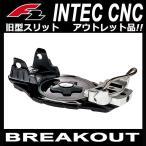 14-15 F2 エフツー INTEC TITANFLEX スノーボード 型落ち ステップイン  ハードバインディング  在庫商品