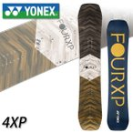 18-19 YONEX/ヨネックス 4XP フォーエックスピー メンズ レディース 板 スノーボード 2019 型落ち