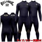 2020 BILLABONG / ビラボン CHEST ZIPPER / チェストジッパー 3×2 BA018-004 ウェットスーツ サーフィン フルスーツ 春秋用