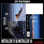 Yahoo!BREAKOUTインストーラー INSTALLER 15 & INSTALLER 16 アルペン フリースタイル スノーボード DVD メール便送料無料