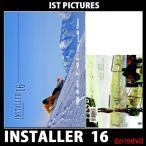Yahoo!BREAKOUTINSTALLER 16 スノーボード フリースタイルカービングDVD インストーラー メール便送料無料