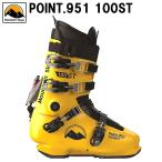 20-21 Mountain Slope マウンテンスロープ Point.951 100ST アルペン ブーツ スノーボード 熱成形ブーツ メンズ レディース 2021